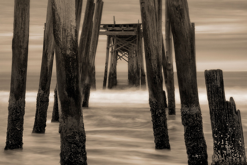 Old Fishing Pier