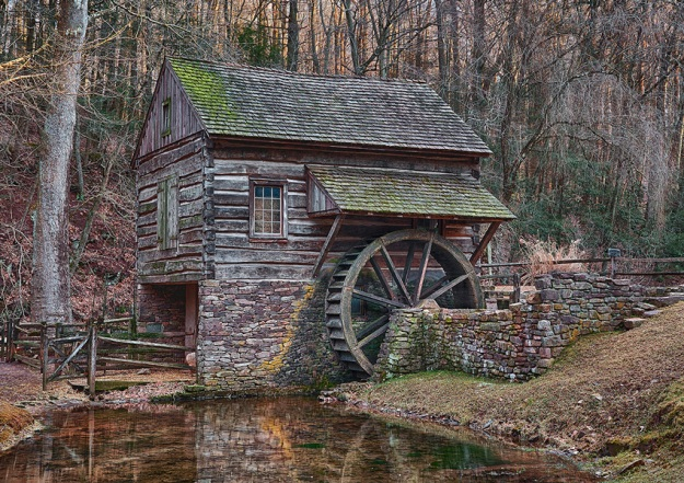 Bromley Mill Bucks County