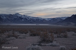 The Racetrack in Death Valley National Park