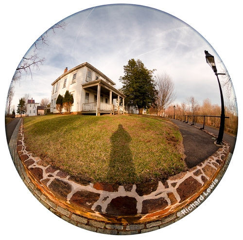 Smithville through a Fisheye Lens
