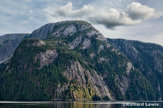 Misty Fjords Alaska by Richard Lewis