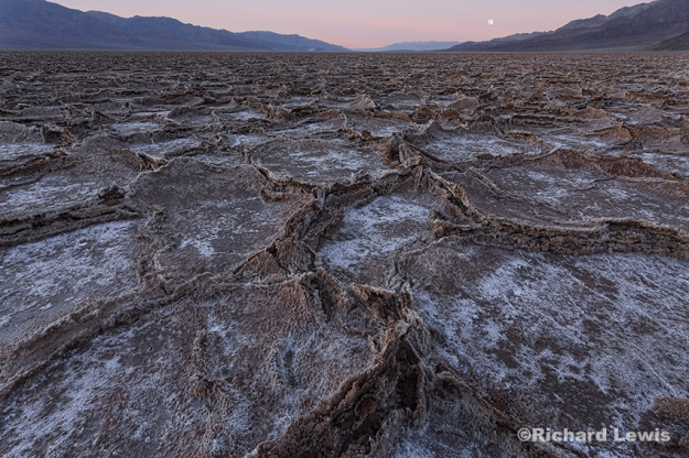 Badwater Basin by Richard Lewis