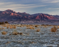 Morning Light on Cotton Ball Basin by Richard Lewis