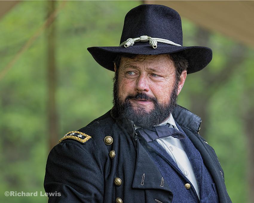 General Ulysses Grant by Richard Lewis