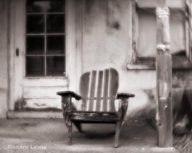 Front Porch by Richard Lewis