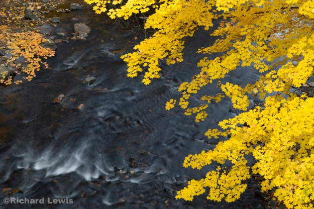 Ken Lockwood Gorge From Above by Richard Lewis