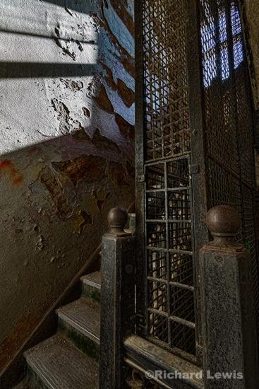 The Light From Above by Richard Lewis Pennhurst Asylum