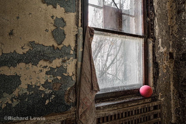 A Child's Vision at Pennhurst Asylum by Richard Lewis