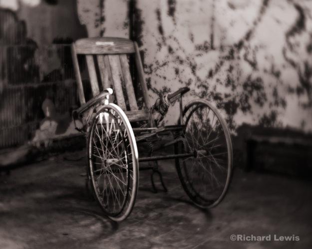 Pennhurst Wheelchair by Richard Lewis