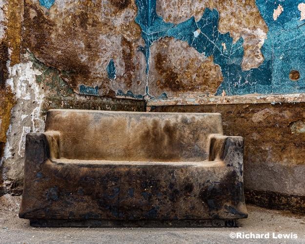 Pennhurst Day Room by Richard Lewis