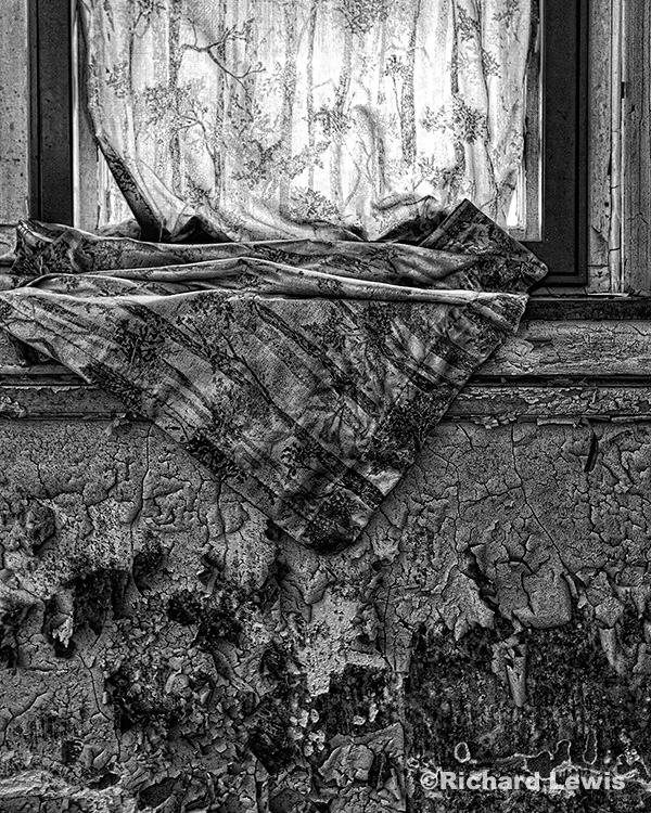 Rags and Deterioration by Richard Lewis