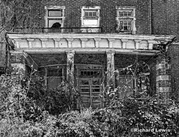 Pennhurst Asylum by Richard Lewis