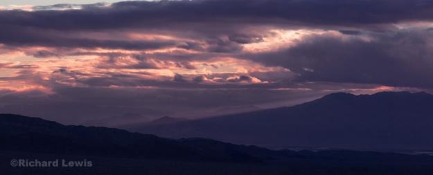 Mountain Light by Richard Lewis