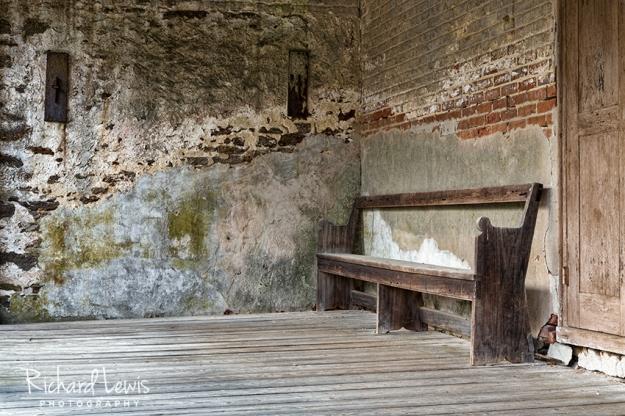 Batsto Bench by Richard Lewis